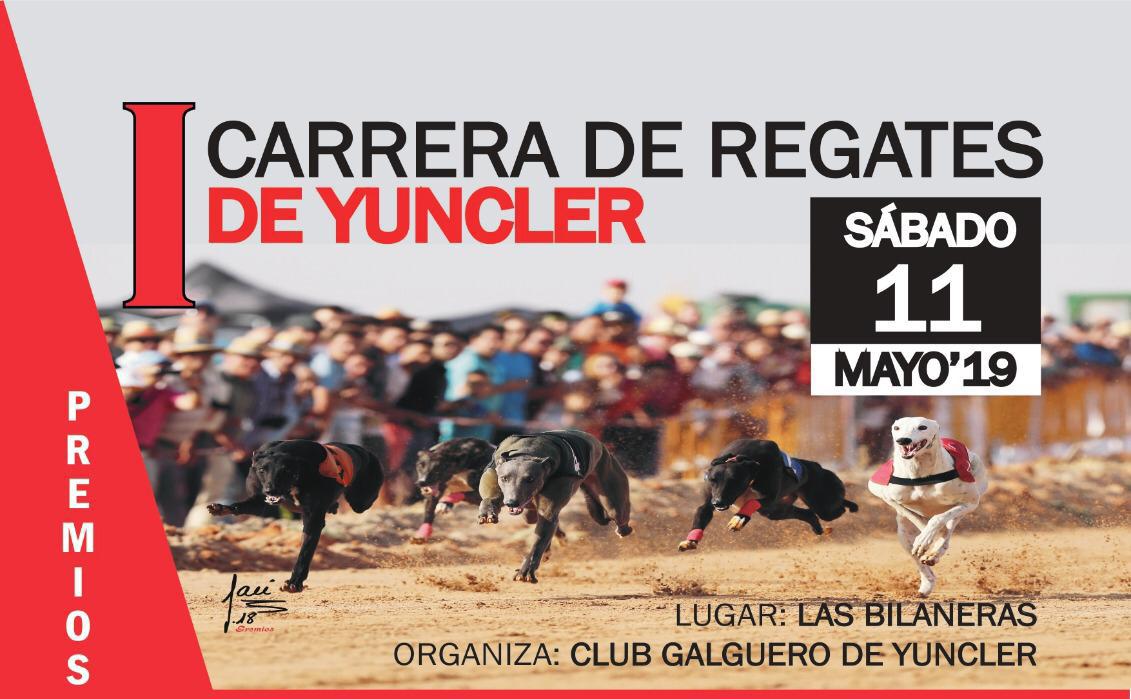 I Carrera de Regates Yuncler