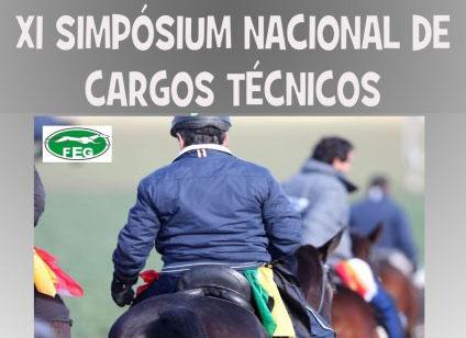 Cartel Simposium Cargos Técnicos 2021